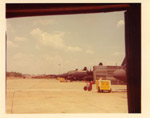 Ubon - AC-130s tucked away in the reventments